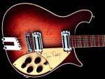 Rickenbacker 660/12TP: TP's Signature Model Guitar