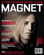Magnet Magazine Interview (2003/1)