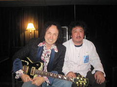Meet with Mike Campbell (2010)