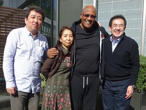Steve Ferrone Interview(No.3)(2014/11)