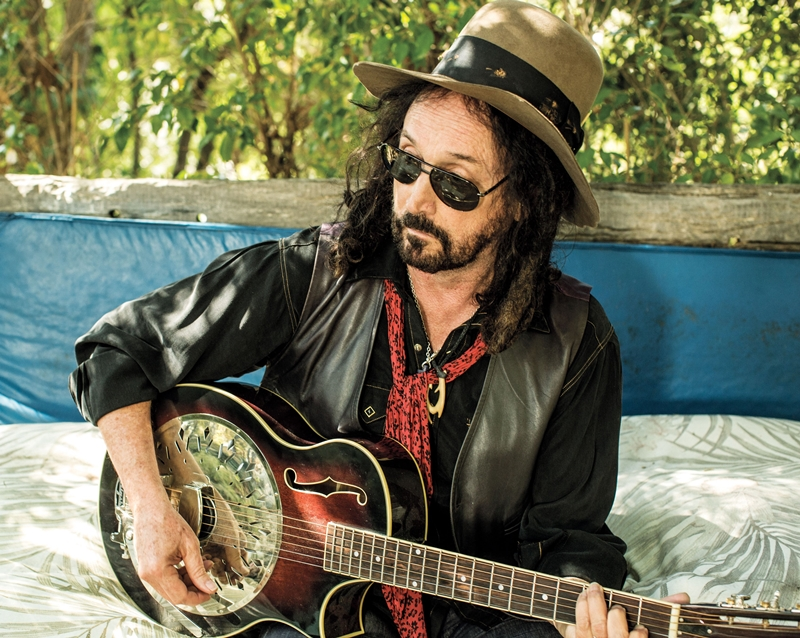 Mike Campbell Interview / Rolling Stone (2018/9)